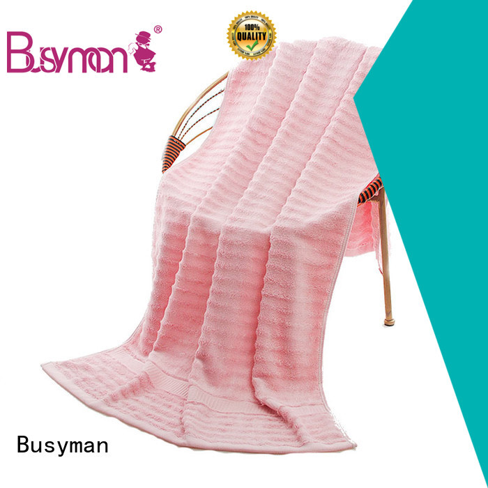 Busyman quality beach towels needed for outdoor activities