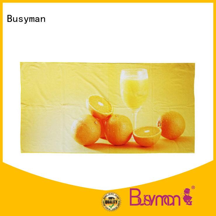 Busyman cotton best cotton bath towels best for swimming