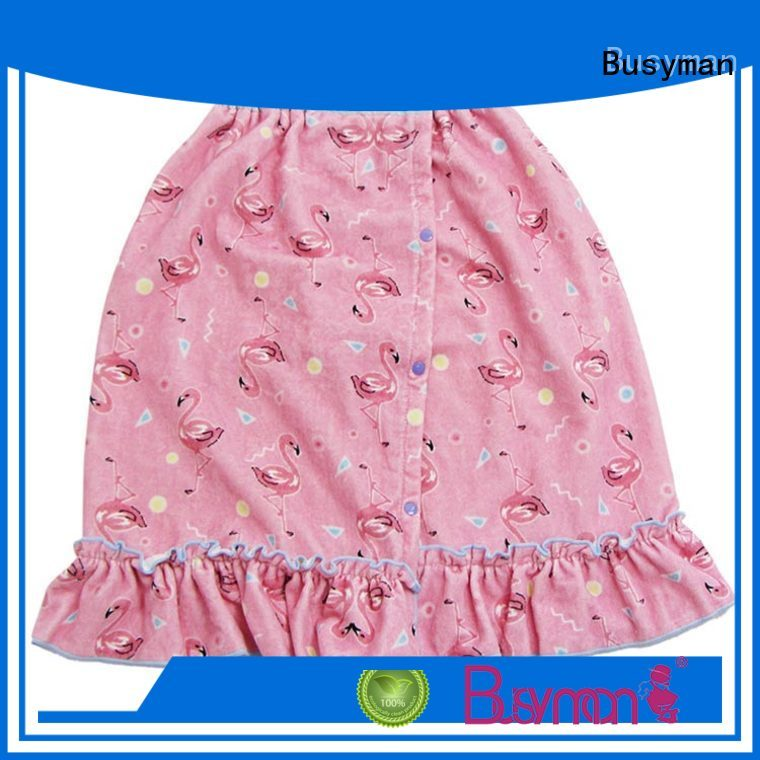 Busyman customized bath skirt indispensable for beach