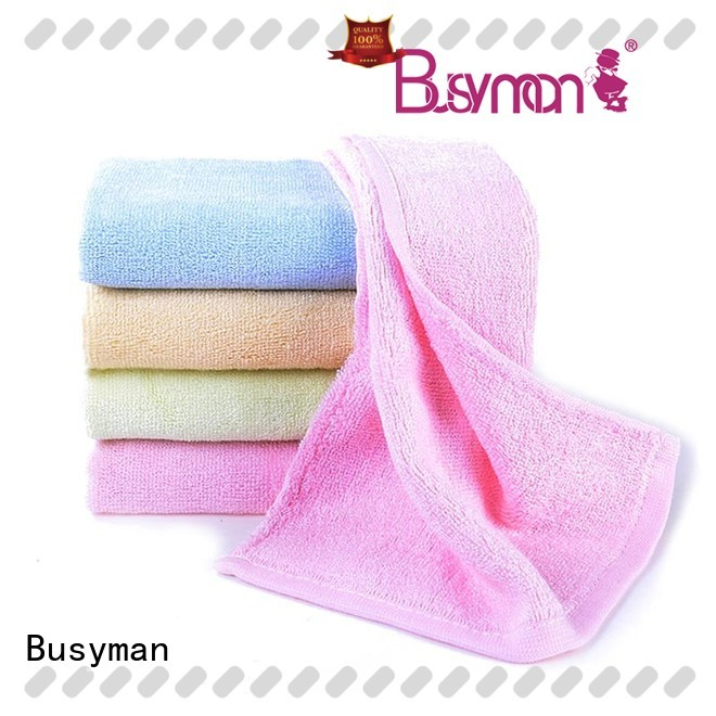 Busyman wholesale hand towel needed for gift
