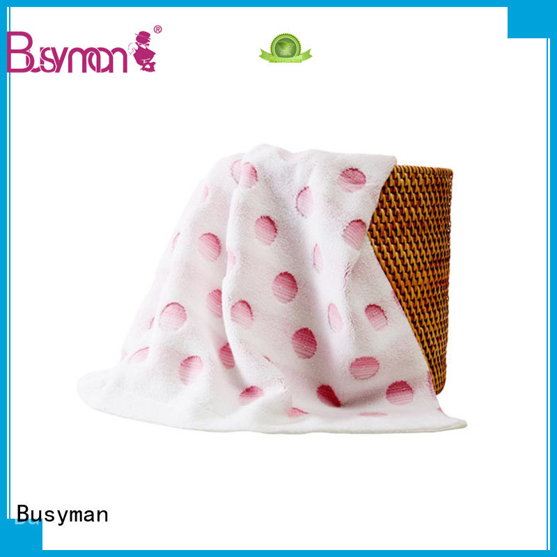Busyman cotton towel optimal for