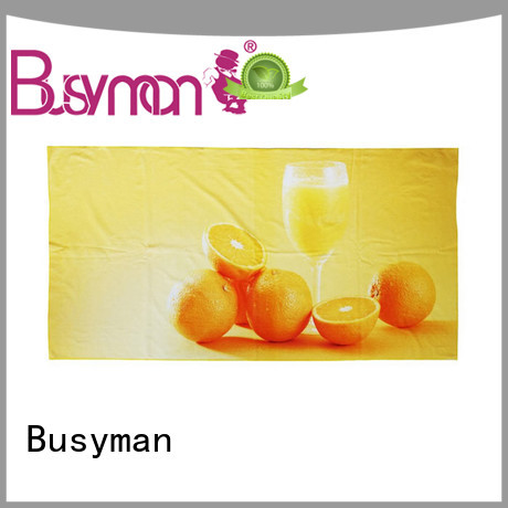 Busyman good design best cotton bath towels widely employed for home